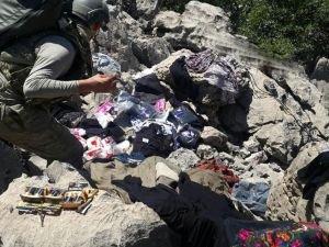 Lice'de PKK'ya yönelik operasyonlar devam ediyor