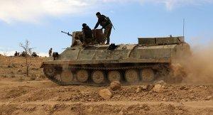 Menbiç'te IŞİD beklenmedik bir şekilde karşı taarruzunu sürdürüyor