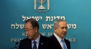 Netanyahu'ya BM'den tepki geldi
