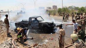 Yemen'de iftar vaktinde intihar saldırısı: 38 ölü, 24 yaralı