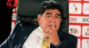 Efsane futbolcu Maradona: Geri dön Messi