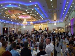 Prizren'de 1000 kişilik iftar yemeği