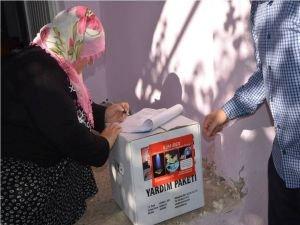 Kozluk İlim Der muhtaç 40 aileye gıda yardımında bulundu