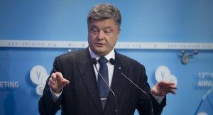 Devlet Başkanı Poroşenko Kırım'ı Tatarlara verelim