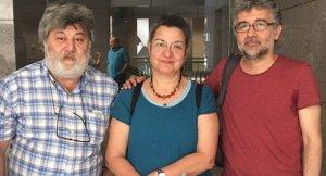 Erol Önderoğlu ve Ahmet Nesin, 5. No'lu Cezaevi'ne gönderild