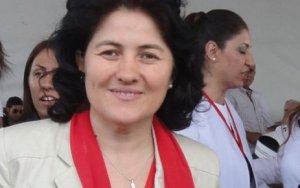Hilal Dokuzcan,CHP Kadın kolları başkanlığından istifa etti