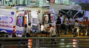 İlk resmi açıklama geldi 31 ölü, 147 yaralı