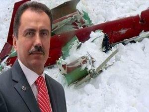 Helikopter kazasıyla ilgili karar!