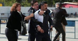 Dündar'a saldırı düzenleyen Şahin: duyarlı biriyim!