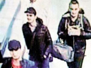 Teröristlerin kimlikleri belli oldu!