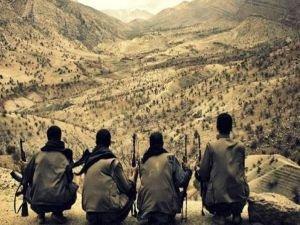 PKK'ya katılan genç teslim oldu