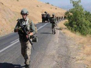 """Tunceli'de bazı alanlar """"geçici askeri güvenlik bölgesi"""" ilan edildi"""
