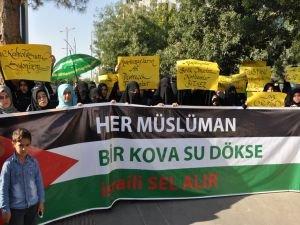 """""""Özgürlüğümüz Kudüs'ün özgürlüğüne bağlıdır"""""""