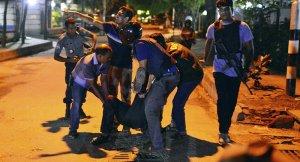 Diplomatların gittiği kafeye saldırı: Ölü ve yaralılar var!