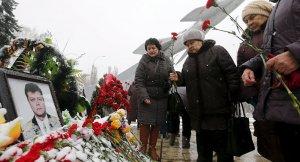 Düşen Rus savaş uçağı pilotu Peşkov'un adına park