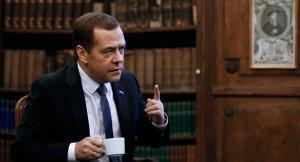 Medvedev: Türkiye ile yapılacak müzakerelere katılmaya hazırım