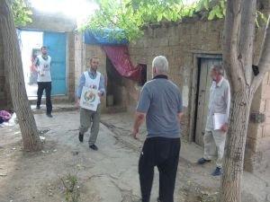 Avrupa Yetim-Der Kızıltepe'deki muhtaçların umudu olmaya devam ediyor