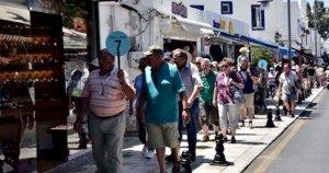Turistler şimdiden akın etti