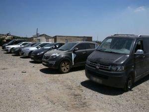 Lice'de bombalı eylemde kullanılmak üzere 22 araç ele geçirildi!
