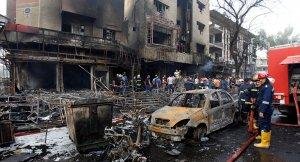 Bağdat'ta ölü sayısı 167'ye yükseldi..
