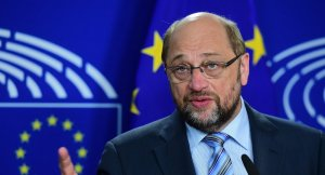 Schulz: Yeni gerçek bir AB hükümeti kurulmalı