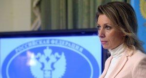 Zaharova, Rus-Türk ilişkilerinin düzeleceğine inanıyordum