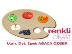 Bayramda tatlı yerine meyve ikram edin!