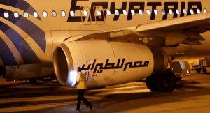 Akdeniz'e düşen Mısır uçağının enkazından cesetler çıkarıldı