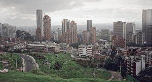 Kolombiya'da yoksullar için konteynır içinde internet