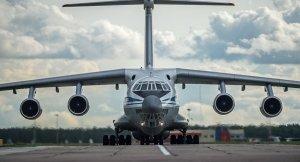 Rusya: Düşen itfaiye uçağında kurtulan olmadı