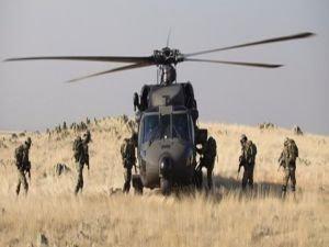 Gümüşhane'de PKK sığınakları bulundu!