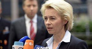Almanya Bakanı Ursula Von der Leyen, Türkiye'ye baskı yapıyorum