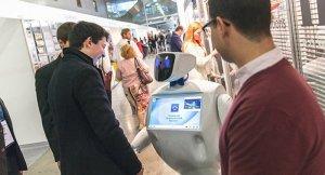 Moskova'nın ilk robotu, Şusev rehberlik yapacak