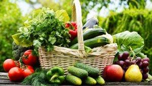 Bayram'da sebze ve meyve tüketin