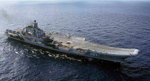 Rusya'nın en büyük uçak gemisi Suriye kıyılarına gönderiyor