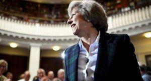 İngiltere'de başbakanlık yarışında Theresa May kazandı