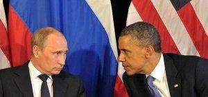 Obama Putin ile bölgesel sorunların çözümü hakkında konuştu