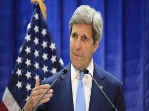 Kerry: Çatışmanın ateşini yakmak istemiyoruz