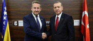 Erdoğan, Finlandiya Cumhurbaşkanı ile görüştü