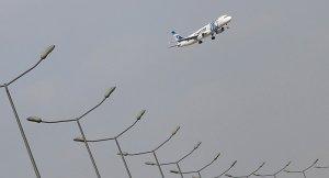 Düşen uçağa ait parçalar İsrail'in sahil kentinde bulundu