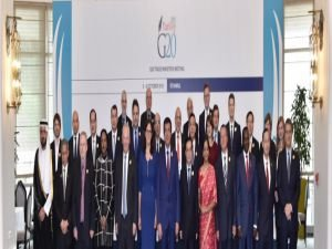 G20 Ticaret Bakanları'nın Shanghai toplantısı başladı