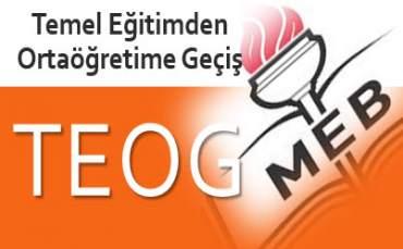 TEOG 1. dönem sınav sonuçları açıklandı