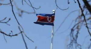 Kuzey Kore'de başarısız bir balistik füze denemesi