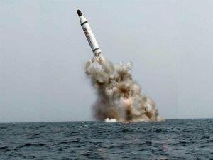 Kuzey Kore bir füze daha denedi