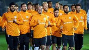 Galatasaray kamp kadrosunu açıkladı