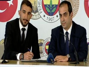 Mehmet topal imzayı attı