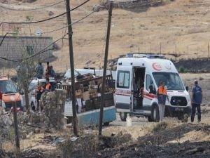 Diyarbakır 7'nci Kolordu Komutanlığı'nda korkunç kaza!