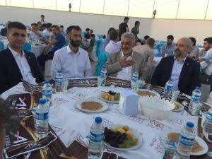 Yapıcıoğlu Demirer-Ramanlı Ailesinin düğününe katıldı