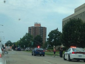 ABD'nin Michigan eyaletinde mahkeme binasına saldırı
