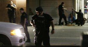 FBI'ın şehir merkezini kapatması hayatı  felç etti